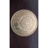 Moneda Azteca Oro Veinte Pesos
