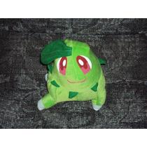 Peluche De Chikorita Pokemon Go Pikachu Cars Mickey Peppa