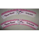 Wrappers Para Cupcake Personalizados - 10 Unidades
