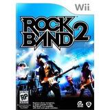Rock Band 2 - Nintendo Wii (juego Solamente)