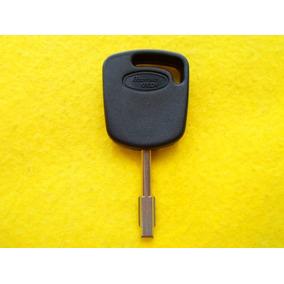 Llave Con Chip Ford Ka Fiesta Mondeo Envio Gratis