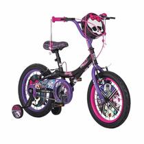 Bicicleta R16 Veloci Envio Gratis!! Niña Monster High