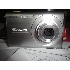 Camara Casio Exilim 7.2 Mega Pixels