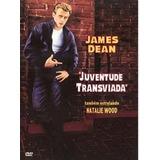 Dvd Juventude Transviada (lacrado), Com James Dean