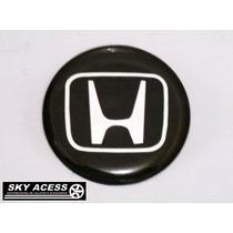 Emblema Resinado Da Honda De 58mm