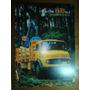 Folder Mercedes Benz Caminhão 1313 La Lak Catalogo Om Truck
