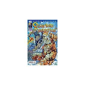 Heróis Renascem: Quarteto Fantástico # 2 - Jan/99 - Abril
