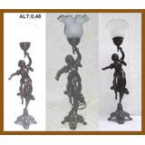 Abajur Xuxinha De Peti Bronze - Petit Bronze ( 03)