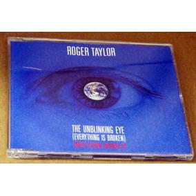 Cd Single Roger Taylor The Unblinking Eye (com Vídeo) Grátis