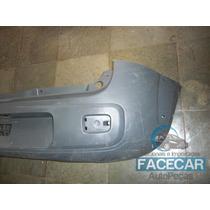 Parachoque Traseiro Fiat Uno 2012 2013 Original Recuperado