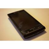 Touch O Cristal De Sonyericsson Xperia X10a Negro Usado