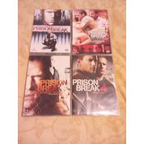 Serie Prision Break 4 Temporadas