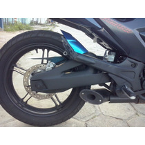 Paralama Trazeiro Fazer 250 - Motos Design