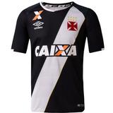 Camisa Masculina Umbro Oficial Vasco Da Gama 2016 - Promoção