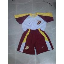 Conjuntos Deportivo Short Y Franela