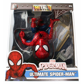 Ultimate Spider-man 6 Pulgadas Marvel Jada Hombre Araña M256