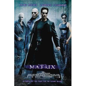 Poster Cartaz Matrix #10 - 30x42cm