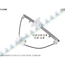 Maquina De Vidro Eletrica Dianteiro Ld Le Fox 2 Portas