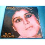 Lp Zerado Marilia Barbosa Filme Nacional Tem Raro Encarte