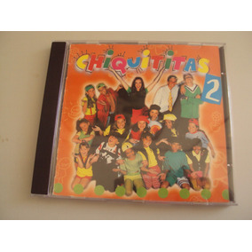 Cd Original - Chiquititas 2