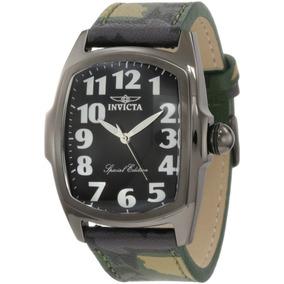 Relógio Invicta 1026 Lupah Camouflage Interchangeable Set