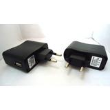 Carregadores Universal Celular Usb Dual Chip Mp7 Kit 6 Peças