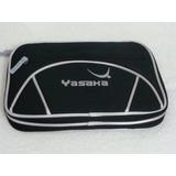 Yasaka Luna - Capa Dupla P/ Raquetes - Case - Tenis De Mesa