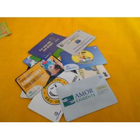 Cartão Telefônico - 500 Cartões Telefônicos Diferentes