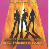 Cd Trilha Filme As Panteras