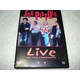 Dvd Sex Pistols Live At The Longhorn Original