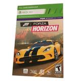 Forza Horizon Xbox360 Juego Completo Original Full Xbox 360