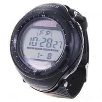 Relógio Hi Power Solar