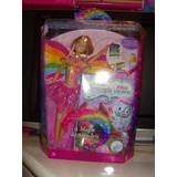 Barbie A Magia Do Arco Iris - Elina C/ Dvd