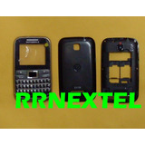 Carcaça Ex108 Preta Original Motorola Tampa Lente Teclado
