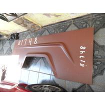 Lateral Traseira Da Caçamba Lado Direito Ford F75 Não Rural