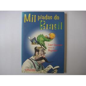 Mil Piadas Do Brasil Laert Sarrumor
