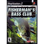 Jogo Original Fisherman`s Bass Club Pesca Para Ps2 Lacrado