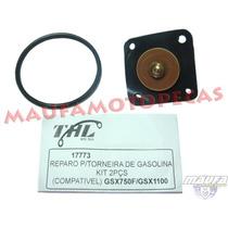Kit Reparo Torneira Combustivel Suzuki Gsx 750f/gsx 1100 Thl