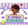 Kit De Festa Printable Doutora Brinquedos + Convites 00
