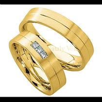 Argollas De Matrimonio Oro Amarillo 24k Plata Matrimoniales