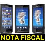 Sony Ericsson Xperia X10 Android 1.6 Wifi 8.1mp - Novo