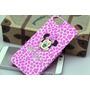 Capa Iphone 5, 5s E Se Da Minnie Exclusividade Disney
