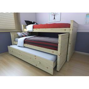Cama nido camas en mercado libre argentina - Doble cama para ninos ...