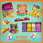 Combo Golosinas Candy Bar Para 20 Nenes - Envío Oca