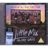 Little Mix - Glory Days Deluxe Cd + Dvd 2016 - Los Chiquibum