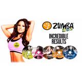 Novo Zumba Incredible Results Portugues (top Venda)