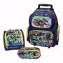 Kit Mochilete G + Lancheira Infantil Toy Story