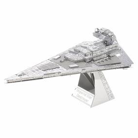 Kit De Montar 3d Metal Star Wars Star Trek Varios Modelos
