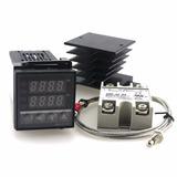 Kit Controlador De Temperatura, Termocupla , Rele, Disipador