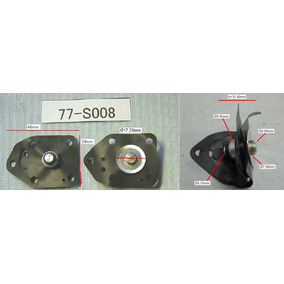 Diafragma Torneira Xv250 Xv750 Virago Yamaha 2uj-24500-00